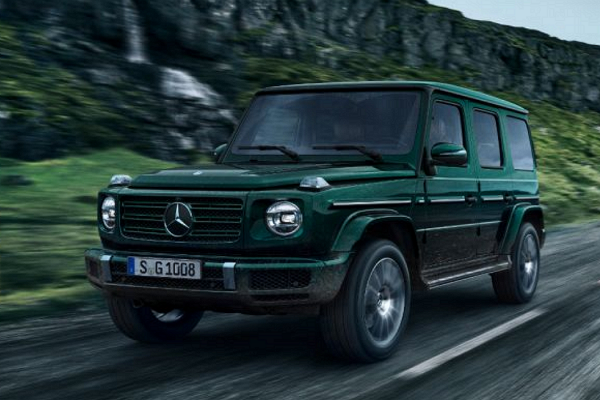 Mercedes-Benz G Class Cross Country